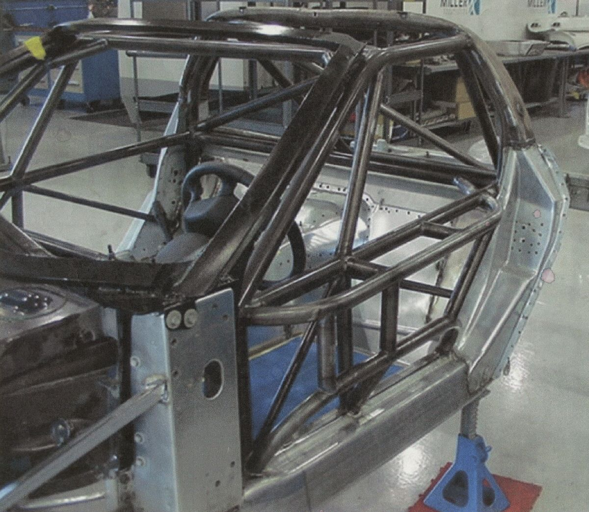 C5R chassis